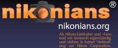 Nikonians Hauptseite