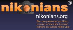 Page d'accueil de Nikonians