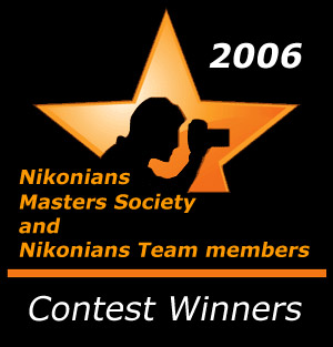 Nikonians Photographer of the Year 2005
