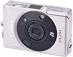 The Canon Elph APS camera