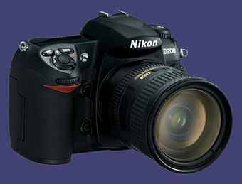 Nikon D200 DSLR and SB-800, SB-600 speedlights