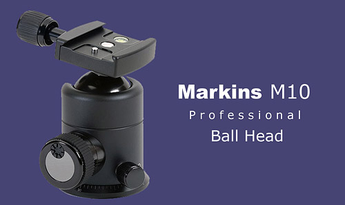 Markins M10 ball head