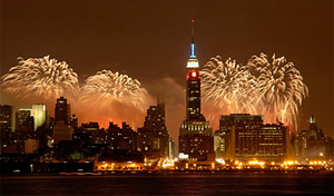 Manhattan - 4th of July - Click for enlargement