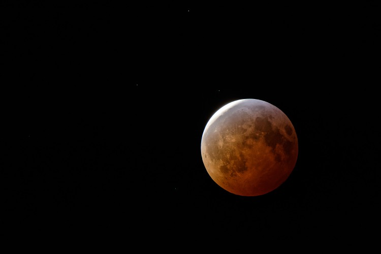 Super Blood Moon Eclipse by elec64