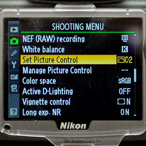 Understanding Nikon Picture Controls in depth
