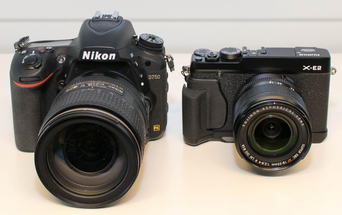 Von der DSLR zur spiegellosen Systemkamera... und wieder zurück