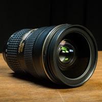nikkor 24-70mm lens