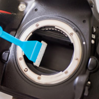 To Clean or Not To Clean Your Sensor