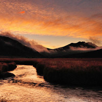 A Landscape Shooting Experience: Moraine Park, Rocky Mountain National Park