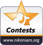 Nikonians Contests logo