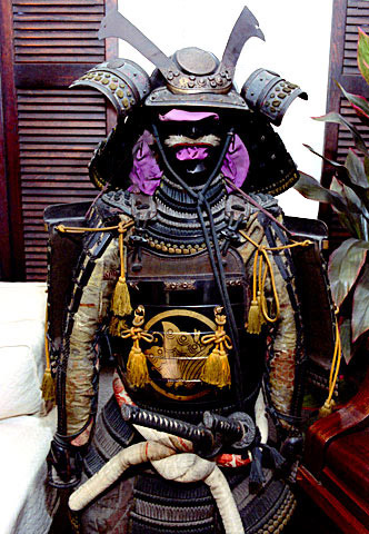 Taira or Heike Samurai Armor