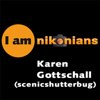I Am Nikonians – Karen Gottschall (scenicshutterbug) Interview