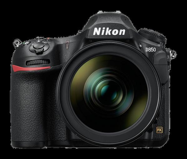 The Nikon D850