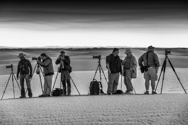 White Sands, 2012