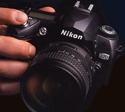Nikon D2x - Doing a Slideshow